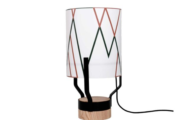 Design lamp of Amaury Poudray