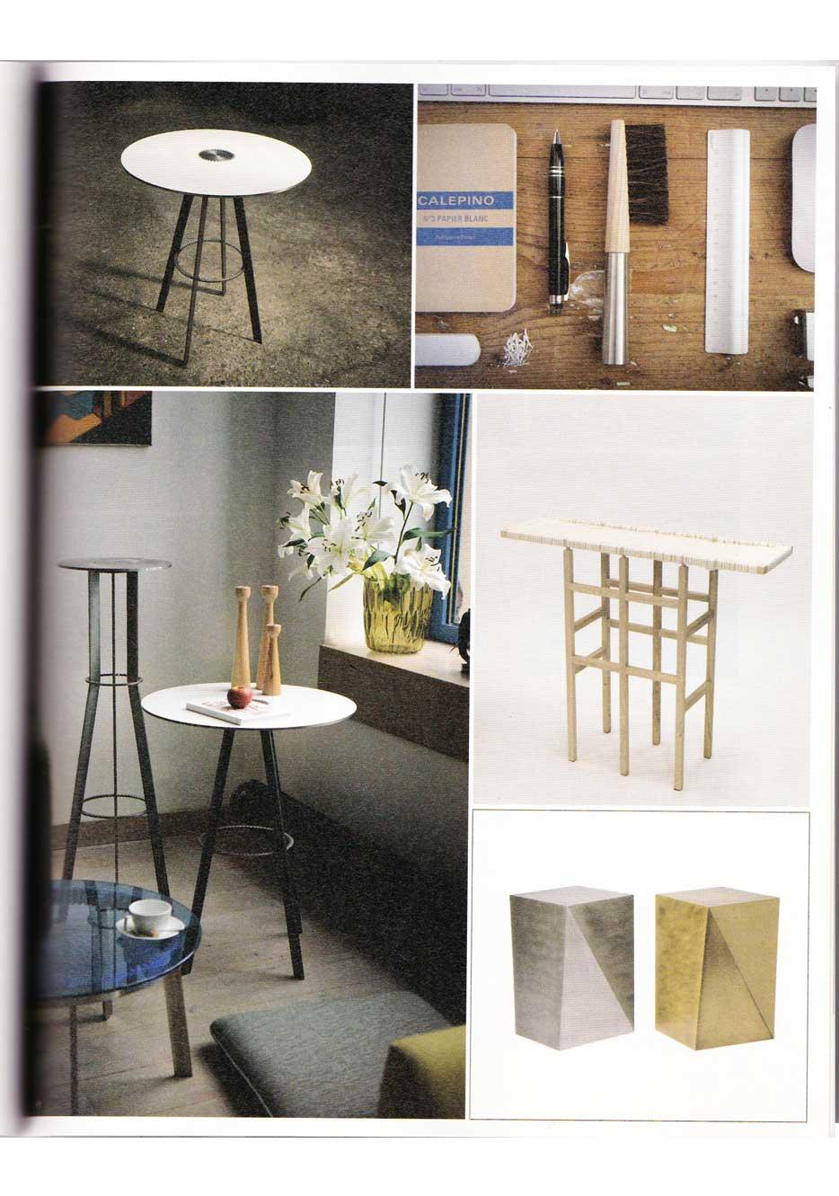 Amaury oudray design es objets pour la CHinet